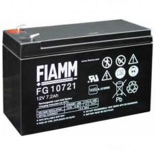 Гелевый аккумулятор Fiamm FG 20721
