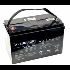 Аккумулятор Sunlight SP 12-100 12В 100 АЧ