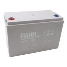 Гелевый аккумулятор Fiamm 12FGL100