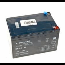 Аккумулятор Sunlight SP 12-12 12В 12 АЧ