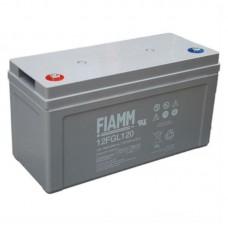 Гелевый аккумулятор Fiamm 12FGL120