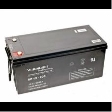 Аккумулятор Sunlight SP 12-200 12В 200 АЧ