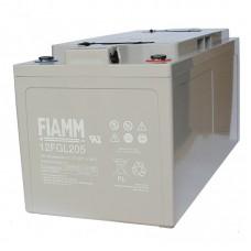 Гелевый аккумулятор Fiamm 12FGL205Ah
