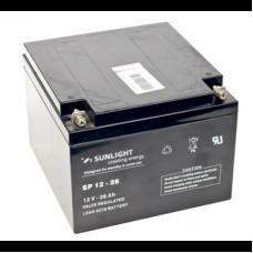 Аккумулятор Sunlight SP 12-26 12В 26 АЧ