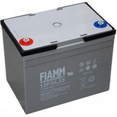 Гелевый аккумулятор Fiamm 12FGL33