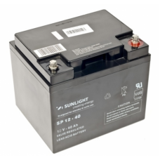 Аккумулятор Sunlight SP 12-40 12В 40 АЧ
