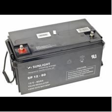 Аккумулятор Sunlight SP 12-80 12В 80 АЧ