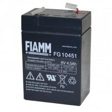 Гелевый аккумулятор Fiamm FG 10451
