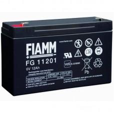Гелевый аккумулятор Fiamm FG 11201