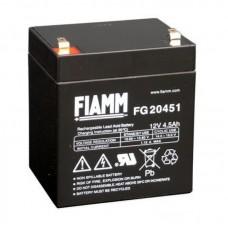 Гелевый аккумулятор Fiamm FG 20451